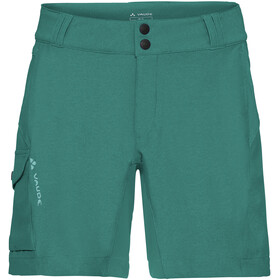 VAUDE Tremalzini Shorts Women nickel green